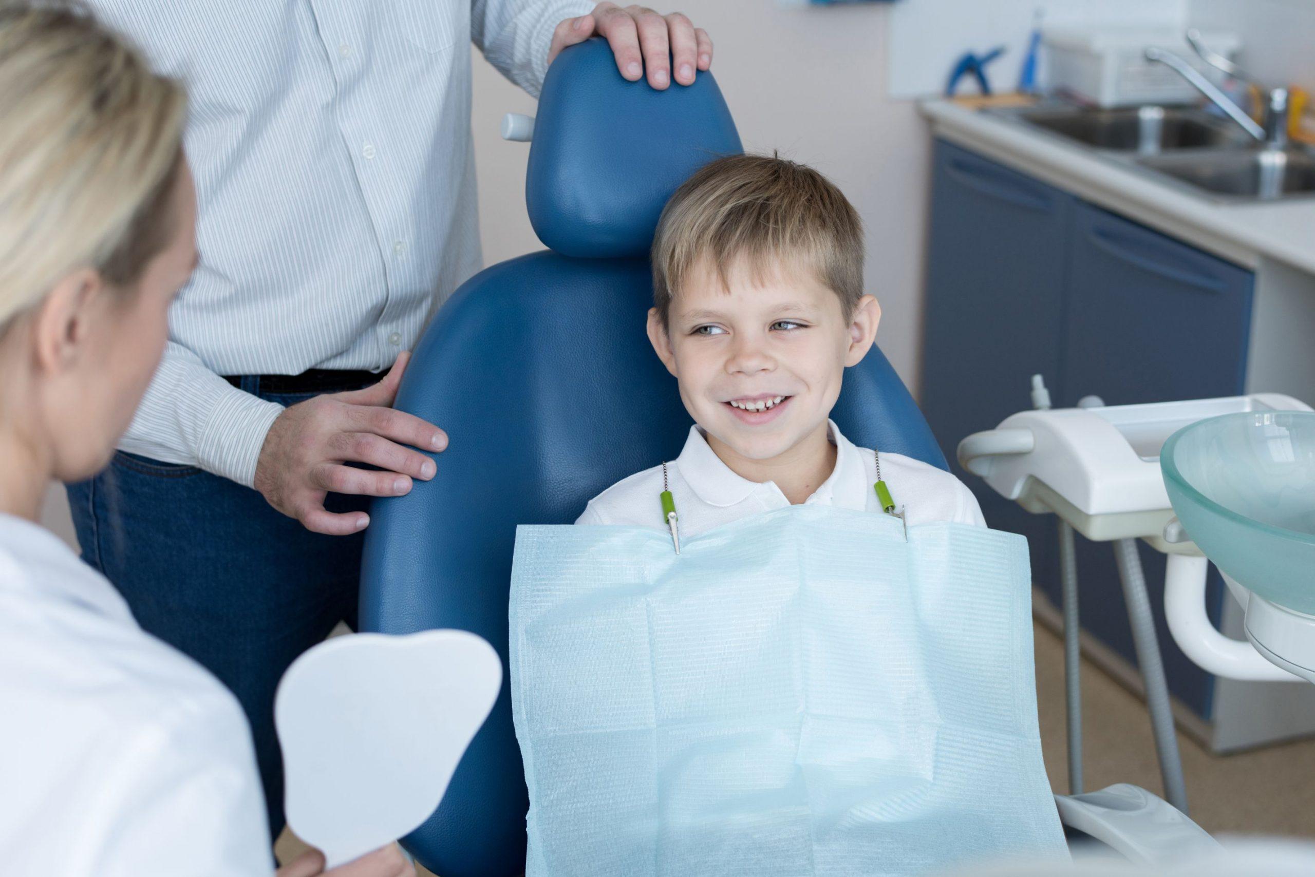 Quality Pediatric Care At Columbia Dental Care & Associates