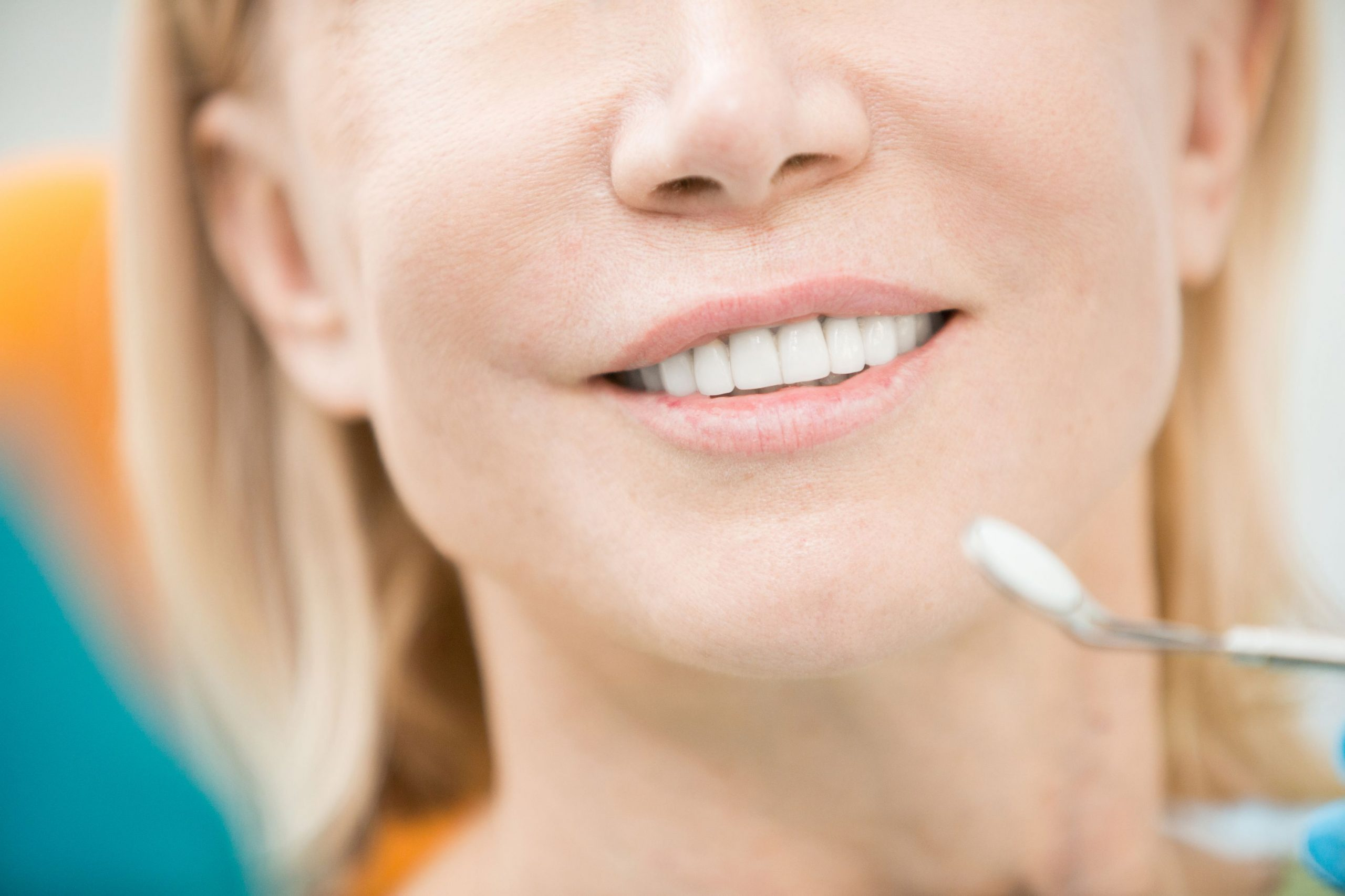 Columbia Dental - Crowns are important - teeth of patient